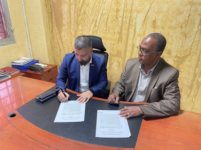 Ceotekmer is Established in Sudan