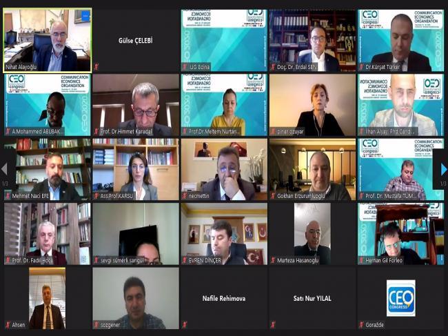 International CEO and Social Sciences Congress (CEOSSC)